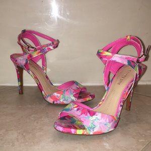 Gianni Bini Stiletto Strappy heels